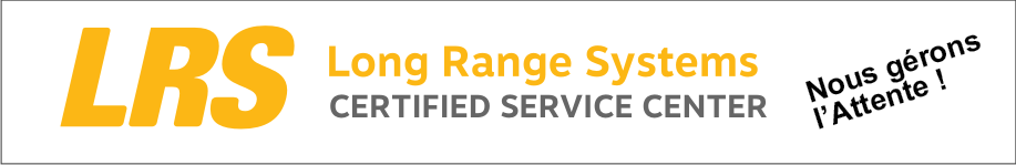 LRS - Long Range System Certified Service Center