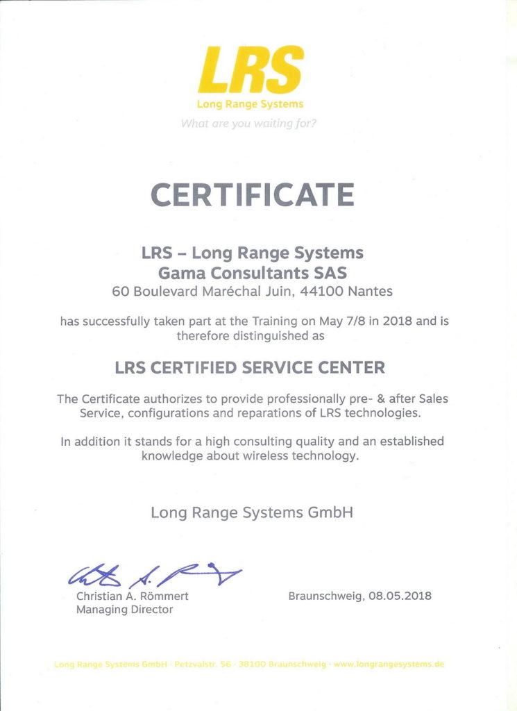 LRS Service Center