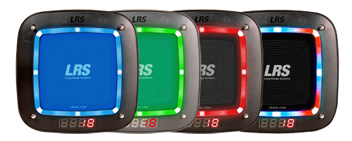 LRS Pager Client Pro Couleur en options